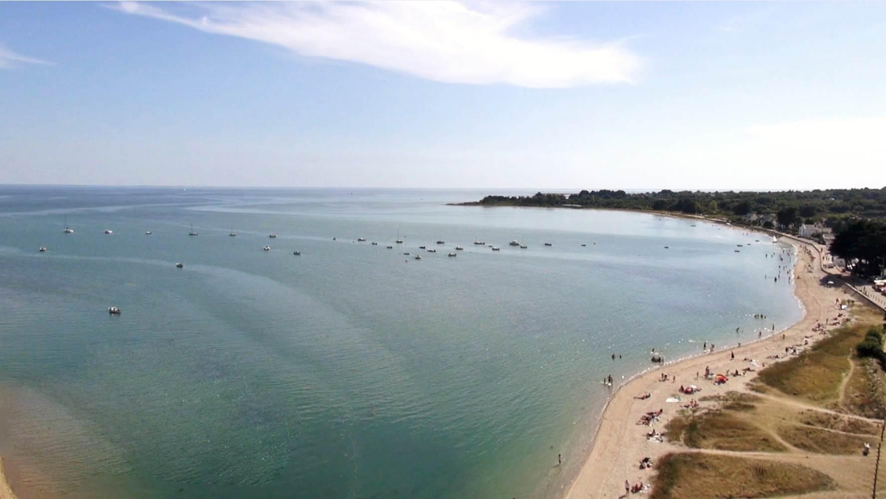 Banastère-plage-sarzeau-morbihan-bretagne sud ©